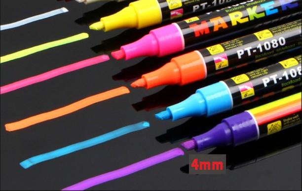 Bút viết huỳnh quang dùng cho bảng led viết tay TTC