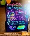 Bảng led viết tay giá rẻ tại Quận 9 TP. Hồ Chí Minh, Giao hàng tận nhà.