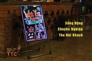 Bộ Combo Bảng led viết tay Huỳnh Quang 60cm x 80cm